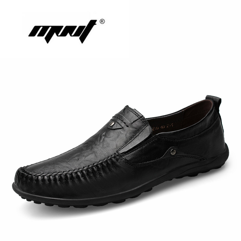 Fashion Shoes Men New Arrival Genuine Leather Men Casual Shoes Soft Loafers Plus Size Handmade Driving Shoes Moccasins flats new arrival casual men genuine leather slip on loafers driving shoes plus size 38 47 handmade sewing soft moccasins shoes