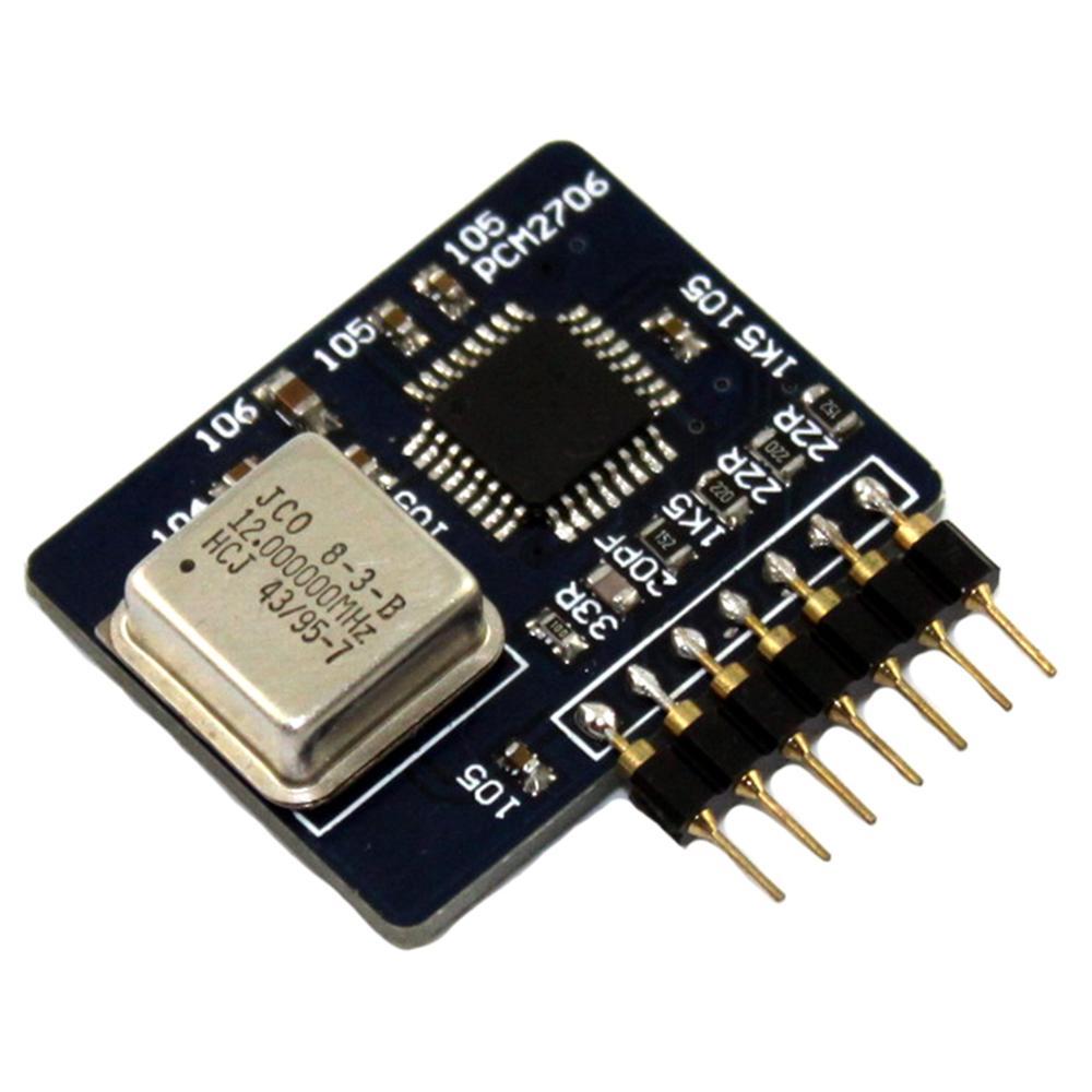 PCM2706 Daughter Card for AK4118+PCM1794 AK4118+PCM4490 AK4118+PCM4495 YJ0076-in Amplifier from Consumer Electronics
