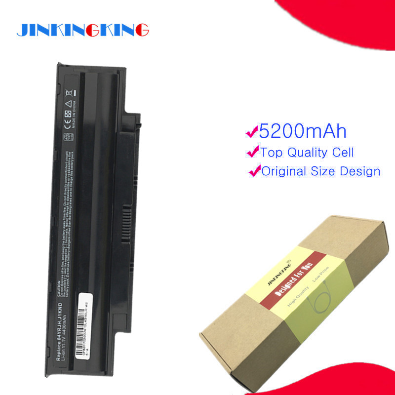 Laptop Battery For Dell Inspiron N7110 M5030 M5040 M501 N4050 N5030 N5040 N5050 N4120 M501R 312-1201 451-11510 J1knd 3450 image