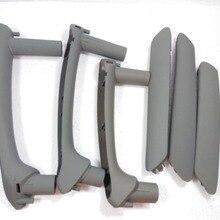 6 шт./компл. серый интерьер дверная ручка для Volkswagen Passat B5 внутренняя подлокотник