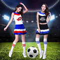Cheerleader Dance Costumes Outfits Women Performance adult cheerleading clothing Trainning Uniforms