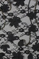2016 Latest African Tulle Lace High Quality French Lace Fabric For Black Nigerian Swiss Voile Lace