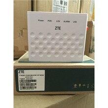 ZTE F601 ONT ONU GPON FTTH Modem opticl line termical EchoLife GE gpon terminal f601 Interface English GPON Terminal version 6.0