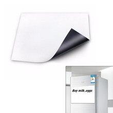 7ed8159b687d Caliente tamaño Flexible A3 pizarra magnética refrigerador cocina Home  Office recordatorio imán pizarra pizarras venta