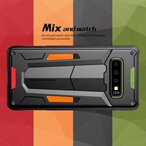 Image 4 - غطاء Nilkin لهاتف سامسونج جالاكسي S10 S9 S8 Plus غلاف واقي NILLKIN غطاء حماية قوي خلفي متين لهاتف سامسونج نوت 9 8