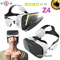 Luxury Virtual Reality Goggles BOBO VR Z4 / BOBO VR Z4 MINI 3D Glasses Google Cardboard VR Box Headset For 4.0-6.0' Smartphone