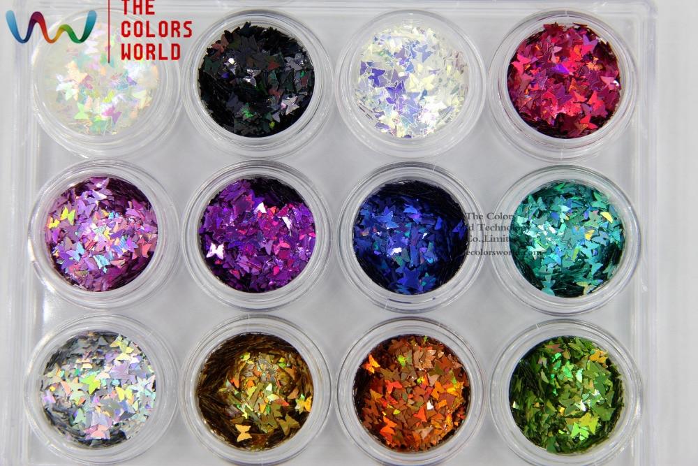 TCT-017 Լազերային գույն (հոլոգրաֆիկ) - Մանիկյուր - Լուսանկար 4