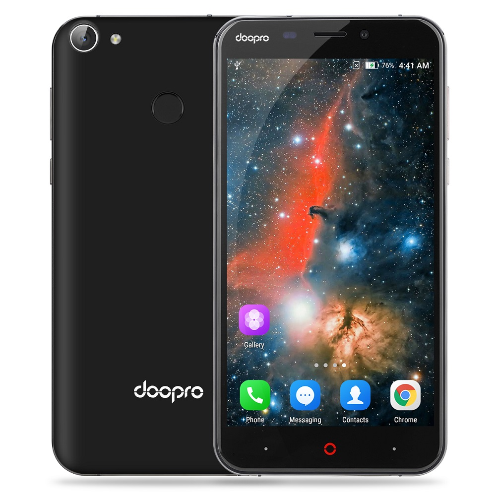 Doopro P2 Pro 4G Smartphone Android 6.0 Qualcomm MSM8909 Quad-core 1.3GHz 2GB RAM 16GB ROM Smart Wake OTA GPS WiFi Mobile Phone