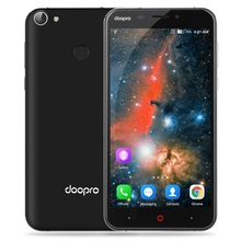 Doopro P2 Pro 4G Smartphone Android 6.0 Qualcomm MSM8909 Quad-core 1.3 GHz 2 GB RAM 16 GB ROM Smart Sillage OTA GPS WiFi Mobile Téléphone