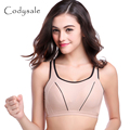 Codysale New Women Bras Shockproof Exercise Stretch Bras Quick-Dry Push Up Bra Underwear Fitness Workout Wire Free Bras 2 Colors