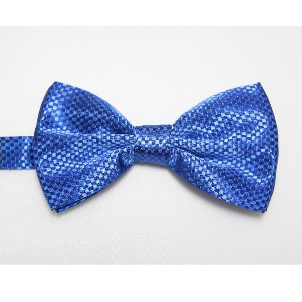 HOOYI 2018 mens solid color bowtie bow ties knot butterfly ascot