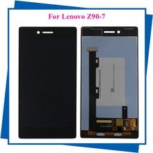 Для lenovo VIBE Shot MAX Z90 Z90A40 Z90-7 Z90-3 Z90-A Z90A ЖК-дисплей Дисплей Сенсорный экран Панель сборки Аксессуары для мобильных телефонов