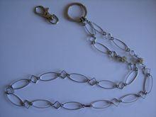 Металлические цепочки для очков с подвеской петли держатель
