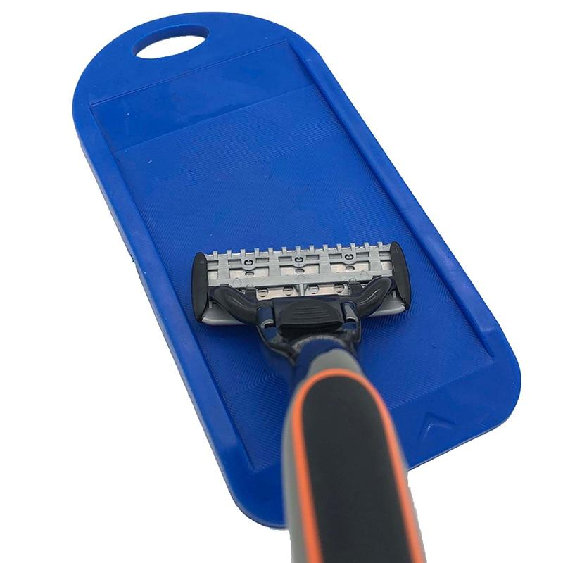 1X лезвие точилка для лезвия бритвы для мужчин и женщин по уходу за бритвой чистая борода Горячая