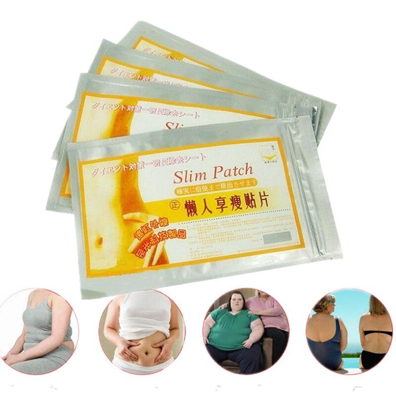 300 шт Высокое качество живот сон для похудения пластырь здоровье Эффективное сжигание жира Детокс тонкий пластырь