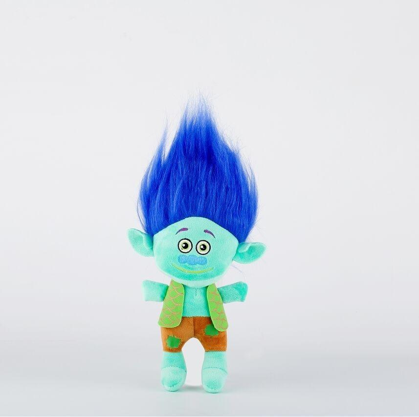 BARU 23-32cm Movie Trolls Plush Toy Poppy Cawangan Mimpi Berfungsi - Mainan lembut - Foto 3