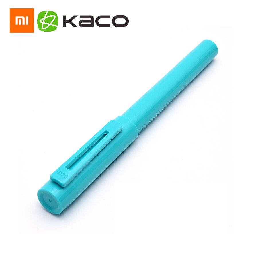 imágenes para Nueva xiaomi marca de inicio sky premium plástico pluma 0.3mm plumín alemán ergonomía diseño especial de cuatro colores con la caja