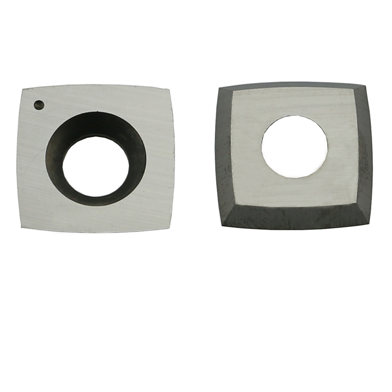 15mm 59 quot Square with 2 quot 50mm Radius Carbide Insert Cutter 15mmX15mmX2 5mm 4 Edge for Wood Lathe Rougher Turning Tools 1pcs in Turning Tool from Tools