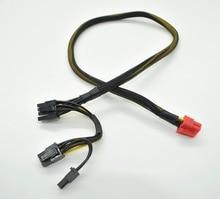 18AWG pci-e видеокарта модульная Мощность кабель 8pin в двойной 8pin для ANTEC эко tp серии NP F19809