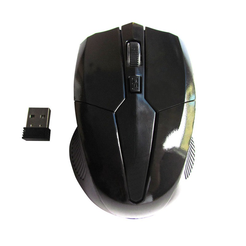 Ergonomics Wireless Bluetooth 2.4GHz Mouse For PC Laptop Desktop 1200dpi 4 Buttons Optical Mice For Official PC Game Mouse