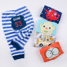 New Born Baby Boys Girls Striped Pants