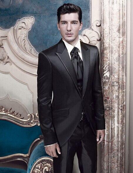 Vyriški kostiumai tvirti, tinkami viršūnių apyrankėms, pilka - Vyriški drabužiai - Nuotrauka 4