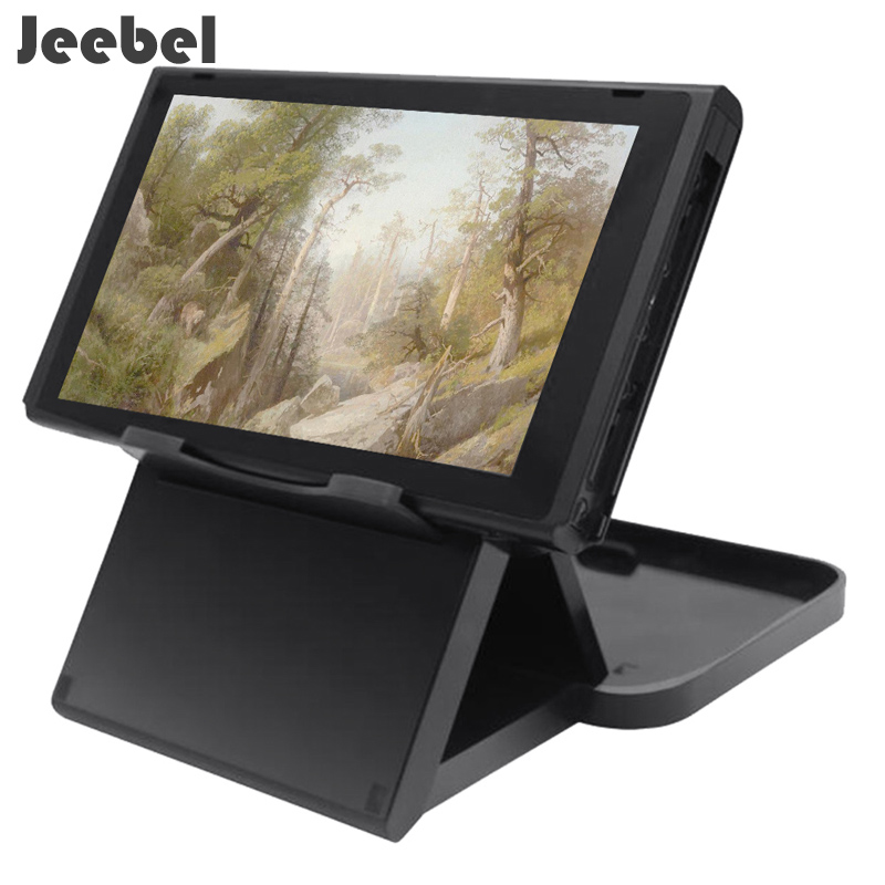 Jeebel NS Switch Joy Con Gamepad Bracket Playstand Stand Holder Portable Adjustable NX Console Controller Tablet PC Bracket