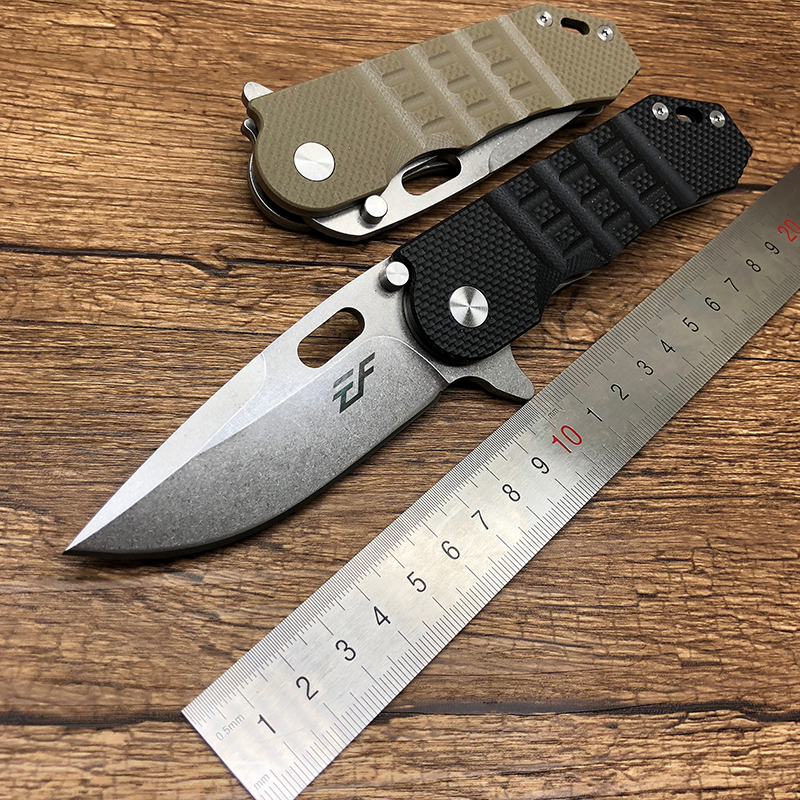 BMT EF36 folding knife D2 blade ball bearing G10 handle Tactical Survival Flipper knife outdoor hunting camping pocket knives bmt zt0095 tactical pocket knife 0095 hunting folding knife bearing g10 handle combat survival knives outdoor camping edc tools
