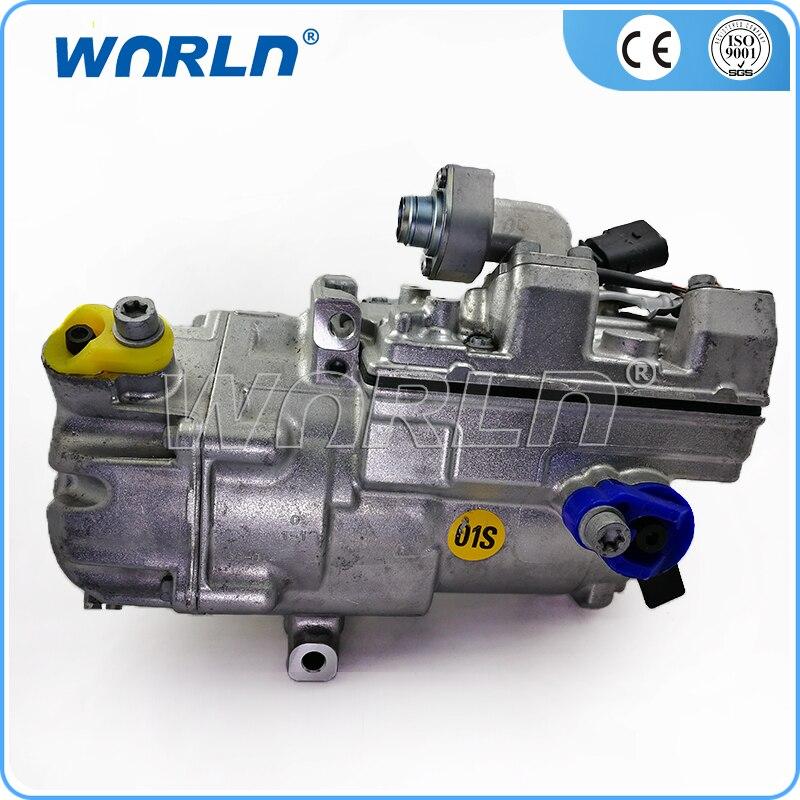 AUTO A/C Compressore elettrico Ibrido V470 per Audi A6 A8 Q5/Porsche cayenne V6 3.0/VW Touareg 8R0260797B/8R0260797C/042200-0380