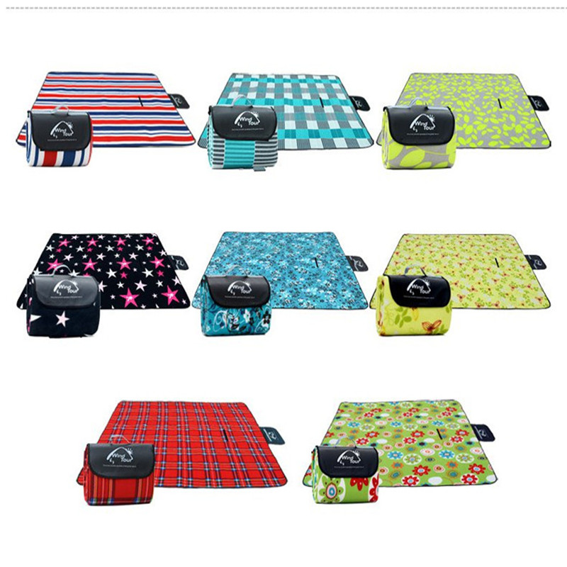 Family Beach Blanket: Large Outdoor Waterproof Picnic Blanket Beach Blanket