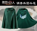 Attack on Titan Cosplay Japan animation anime Shingeki no Kyojin Scouting Legion Top outerwear costumes Grade Cloak Cape