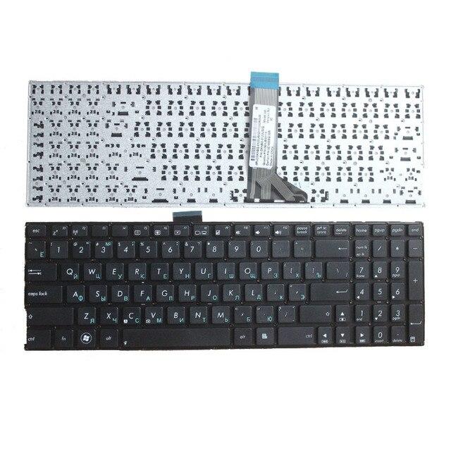 NEW Russian Keyboard for ASUS X553 X553M X553MA K553M K553MA F553M F553MA Black RU laptop Keyboard