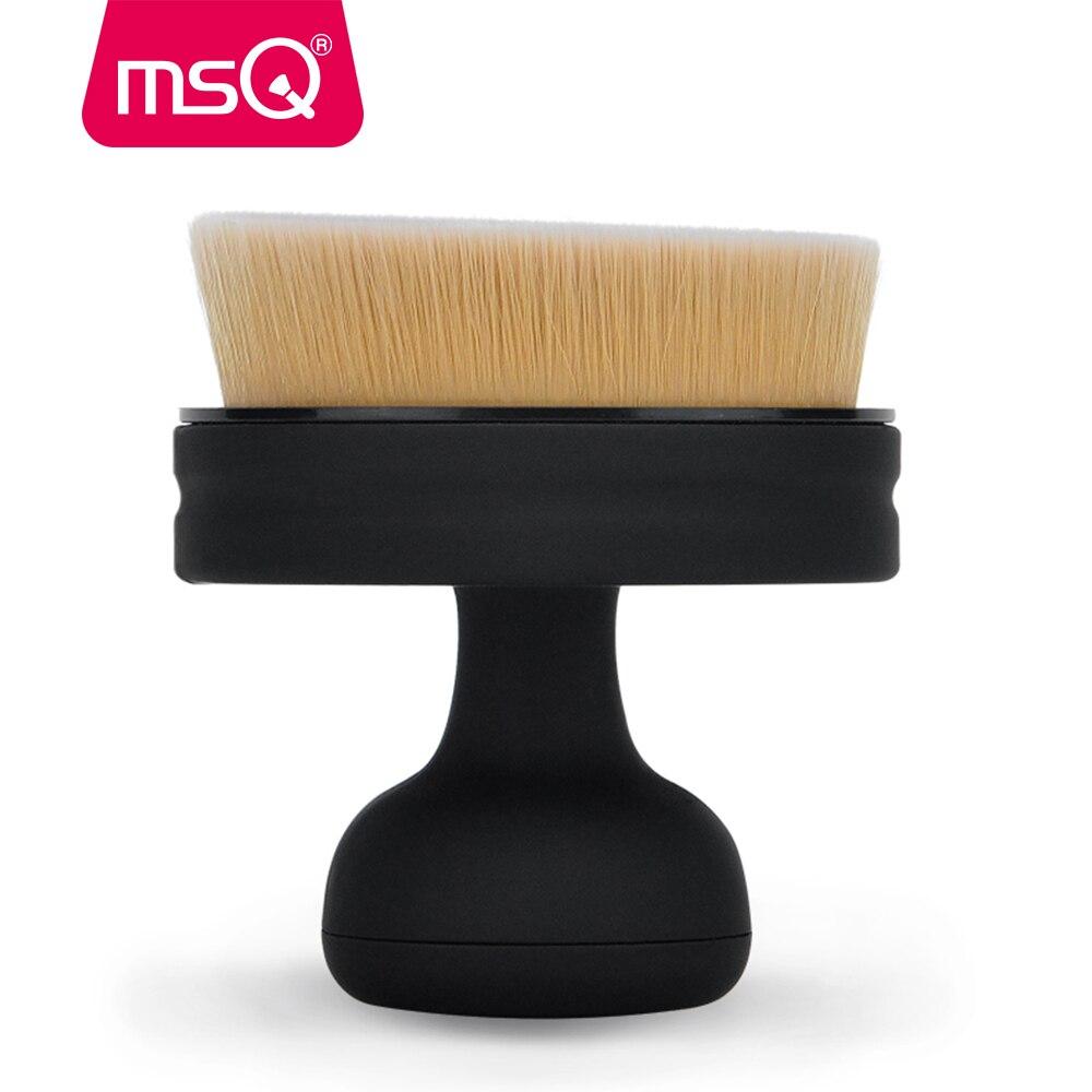 MSQ Nowy O! Koła Pędzle do makijażu 35 Kątowy Foundation Loose - Makijaż - Zdjęcie 5
