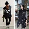 BTS Bangtan Мальчики kpop exo Коллективной женщин Длинный отрезок бейсбол единые Толстовки Осень clothing k-pop Кофты Куртки