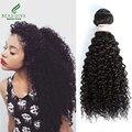 Beau Diva Продукты Волос 1 Bundle Малазийский Странный Вьющиеся Волосы Девственные Малайзийские Вьющиеся Волосы 7А Необработанные Малайзии Волос Девы