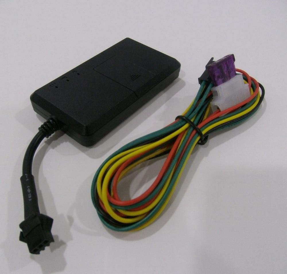 tk06a автомобильный gps трекер - сигнализация