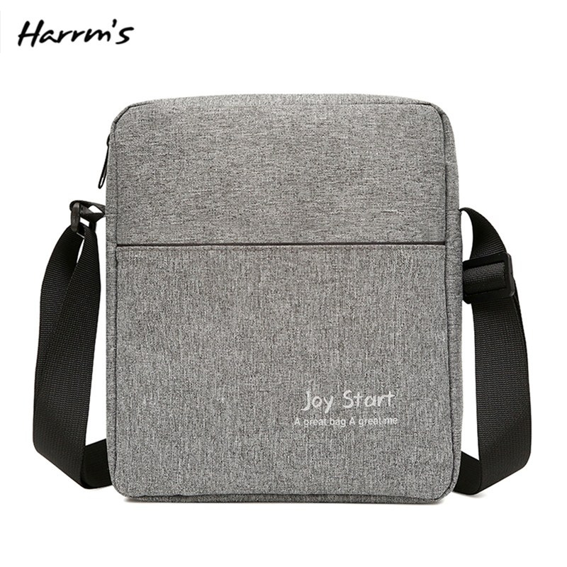 Fashion Shoulder Bags High Quality Nylon Waterproof Casual Brand Men Messenger Business Men's Crossbody Business Travel Bags недорго, оригинальная цена