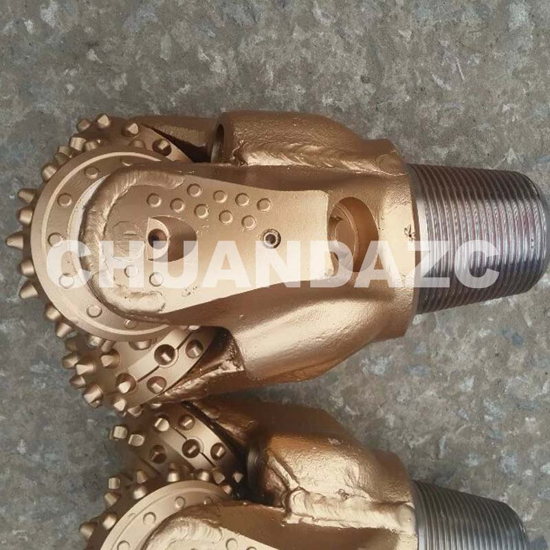 Item picture   NEW 3 7//8 TRICONE DRILL BIT WATER WELL OIL GAS WELL Roller bit
