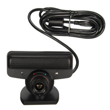 Noir Couleur Pour Sony Pour PS3 Déplacer la Caméra Eye Mouvement Mouvement Capteur Caméra Pour Playstation 3 USB Pour PS3