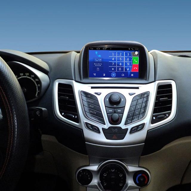 Cd Player Wiring Diagram Albright Winch Solenoid 7 Pouce Capacité Écran Tactile Lecteur Multimédia De Voiture Pour Ford Fiesta Gps Navigation ...