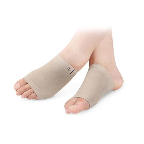 1 Pair Foot Elastic Arch Support Band Pads Feet Compression Massage Correction Insole For Men Women Foot Care Islamabad