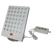 Red light therapy device weight loss 3w chips led light 850nm 660nm infrared therapy panel rechargeable batteries