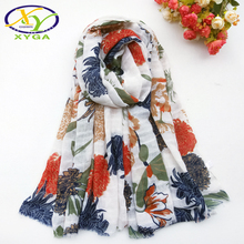 купить 1PC 200*100CM 2016 Autom New Design Twill Cotton Fashion Women Long Tassels Scarf  Woman New Design Big Size Pashminas Shawls дешево