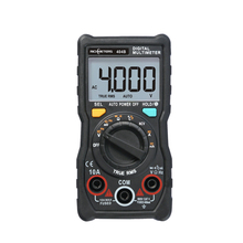 цена на KKMOON Handheld Digital Multimeter Multifunction Mini Multi Meter AC/DC Voltage Transistor Tester Ammeter Temperature Sensor
