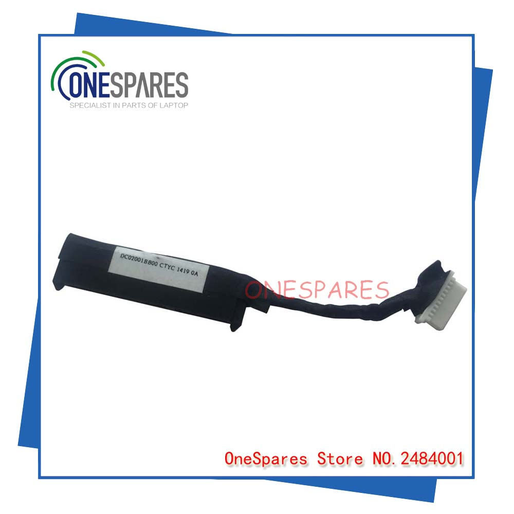 Free Shipping Original Laptop for LG P408 P410 P428 P430 P480 hdd connector cable DC02001BB00 hard driver connector cable storage cable