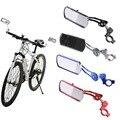 Велосипедный велосипед зеркало заднего вида на руль гибкое безопасное зеркало заднего вида