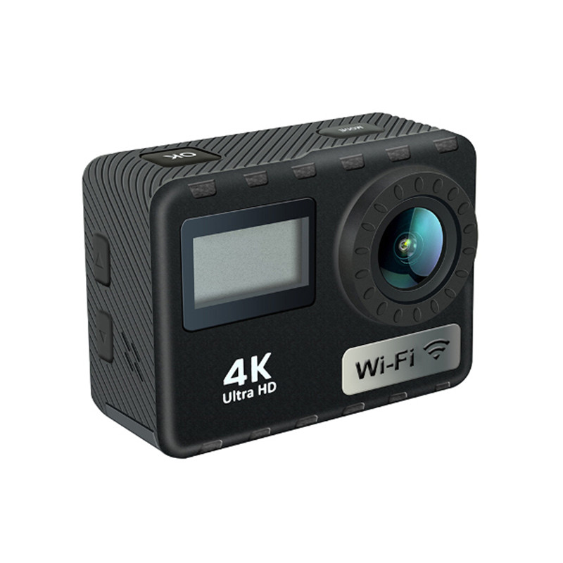 AT-36DR 4K 30FPS 170 Degree Wide Angle Ultra HD 2 Inch LCD Touch 30M Waterproof FPV Action Camera Cam  RC Models Drone Parts тв модуль ci триколор k m evr единый ultra hd европа