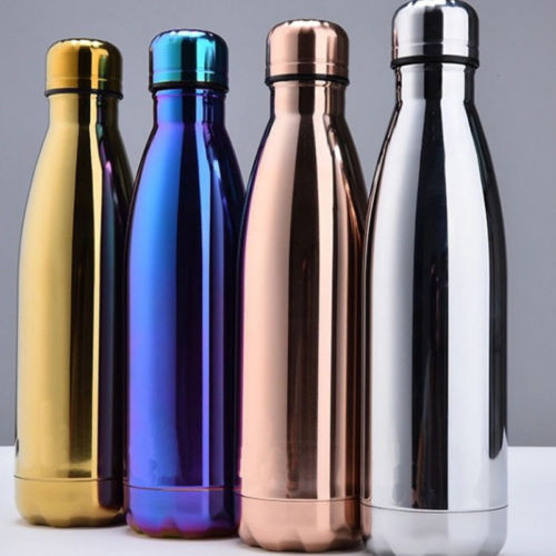500ml Super Cool Insulated Flask Thermal Stainless Steel  5