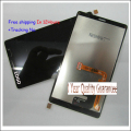 100% original Best quality! For Nokia X2 X+ RM-1013 X2DS LCD Display+Touch Screen Digitizer  Test ok free shipping