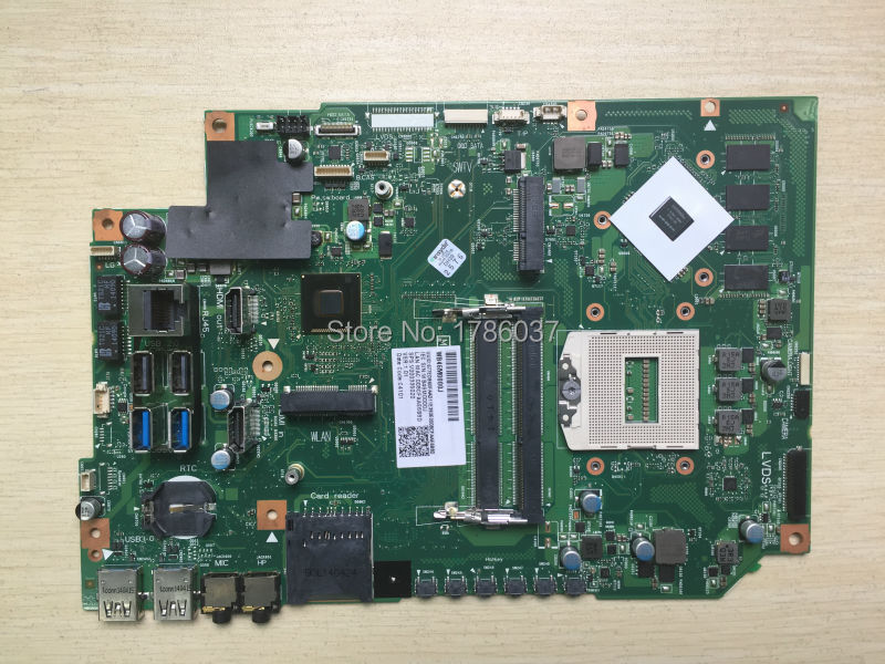 все цены на  Free Shipping V000335020 for toshiba laptop motherboard  All-in-one PX35T  hm86 GT740M DDR3L,All functions 100% fully Tested !  онлайн